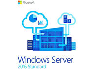 64 beetjes Vergunningswindows server/DVD-Pakketmicrosoft windows server 2016